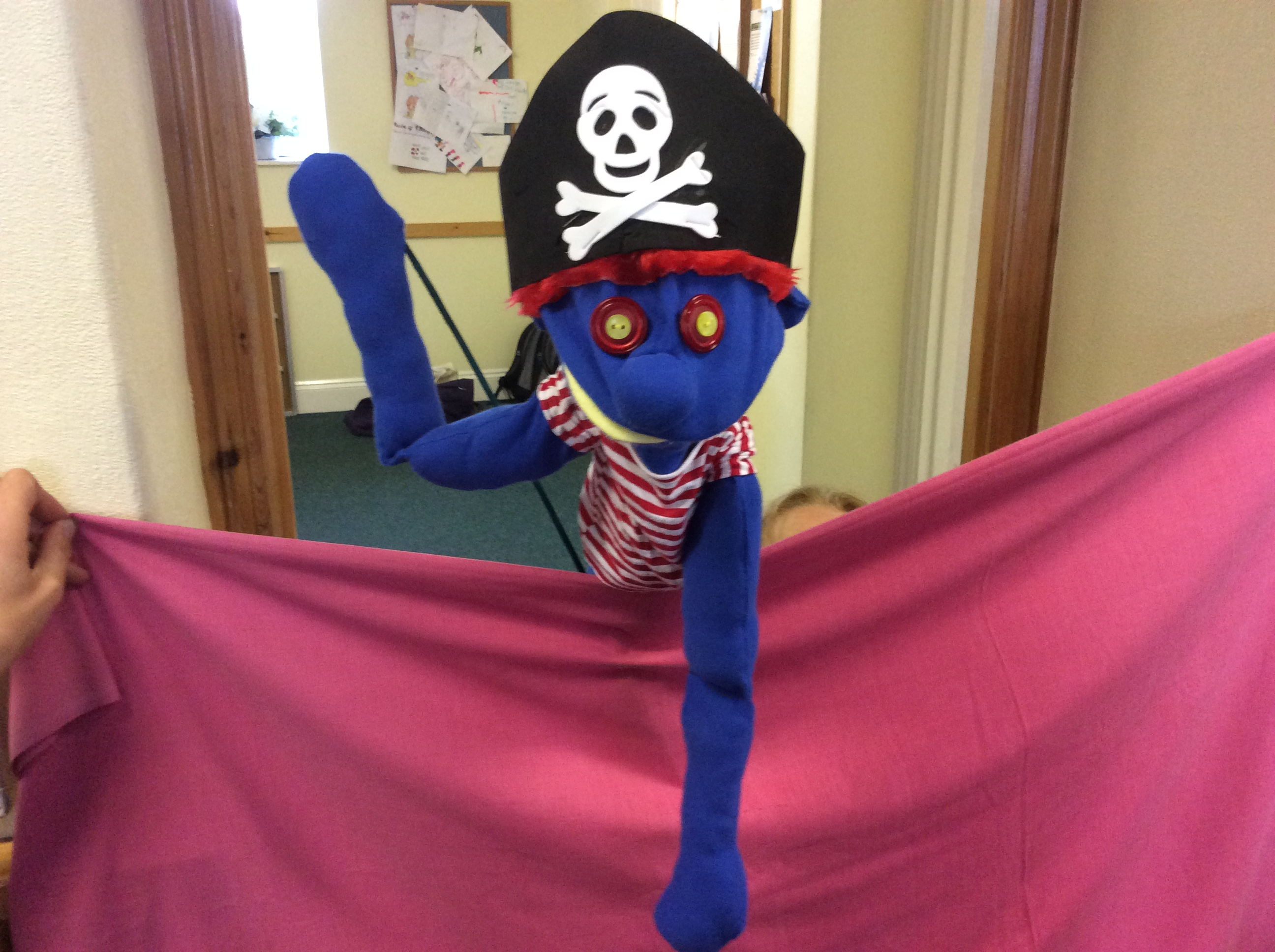 Ooh Aah - Meet Captain Jim!